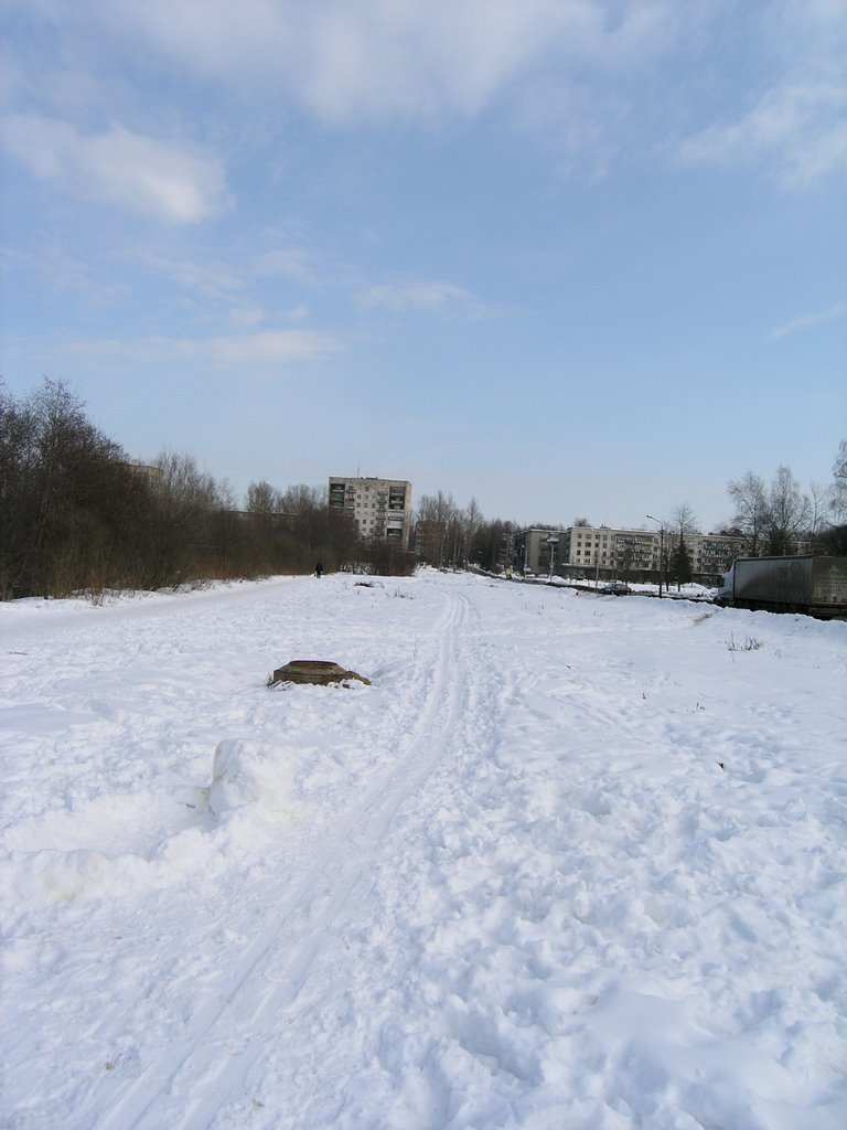 Лыжня, Тихвин