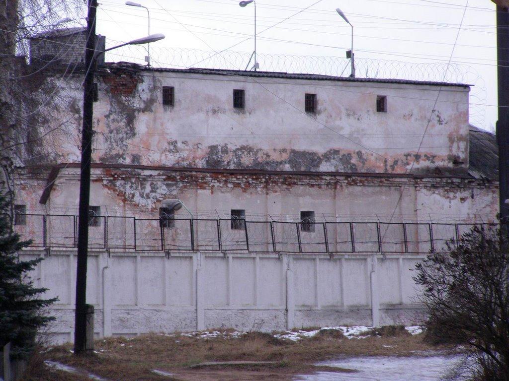 тюремное здание, Тихвин