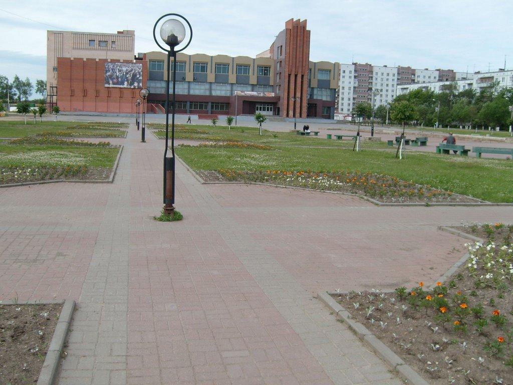 Площадь, Тосно