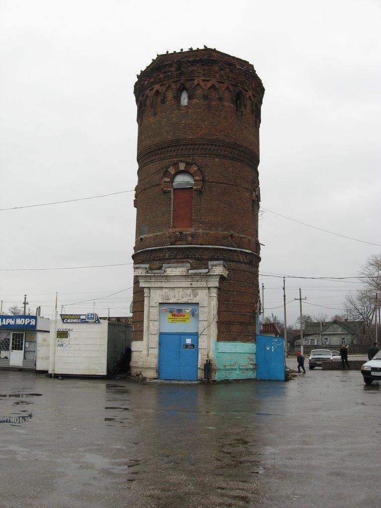 Аркадак. Водонапорная башня, Аркадак