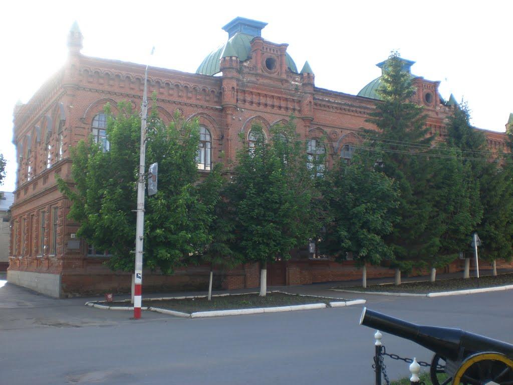 Аткарская школа, Аткарск