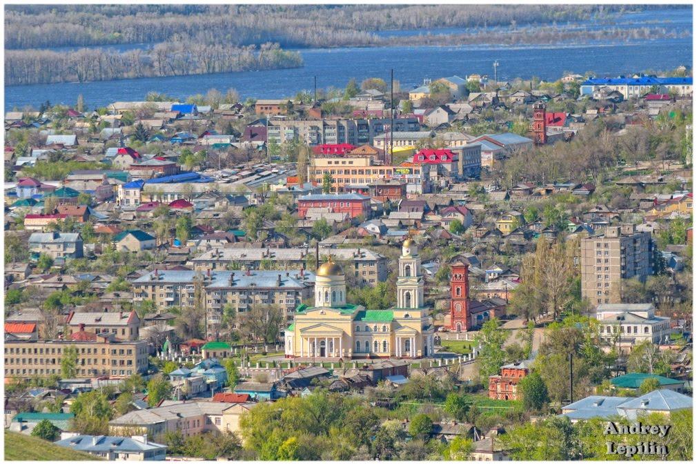 Экскурсия в Вольск из Саратова