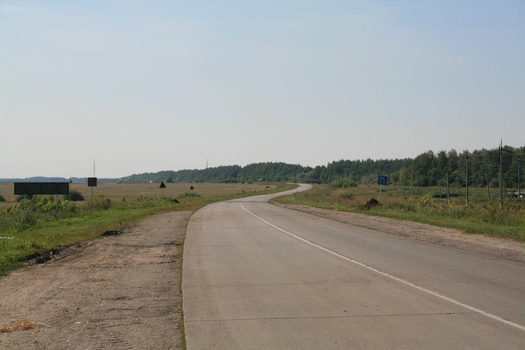 Дорога, Екатериновка