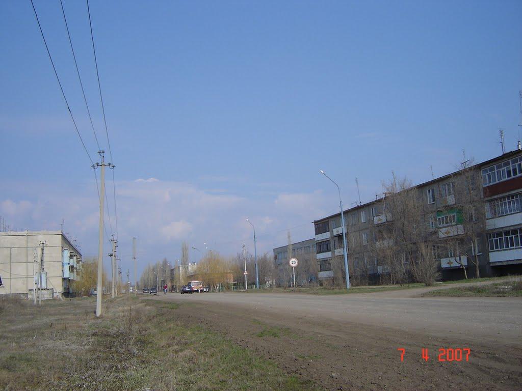 улица Комсомольская, Красный Кут