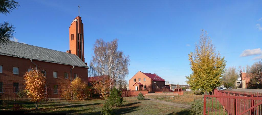Katholische Center in Marx Oktober-2012, Маркс