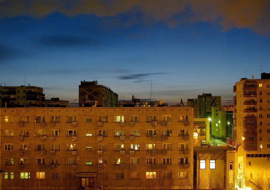 9 oclock in the morning, Мирный