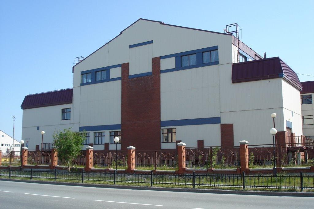 Канадская школа, Салехард