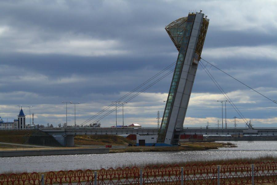Мост, Салехард