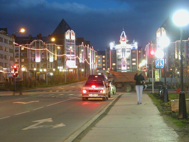 street, Салехард