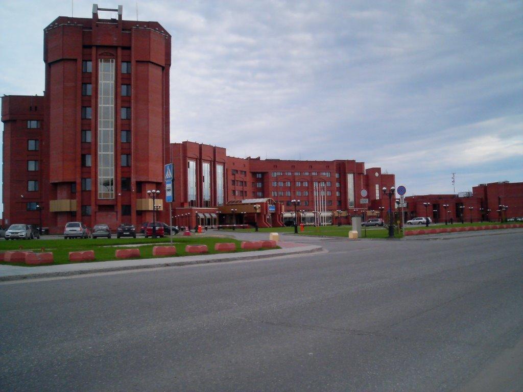 urengoy dobycha yamburg, Новый Уренгой