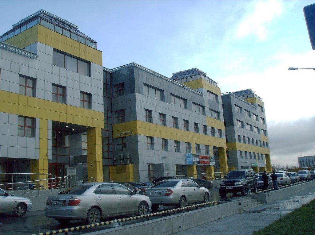Торговая галлерея, Новый Уренгой