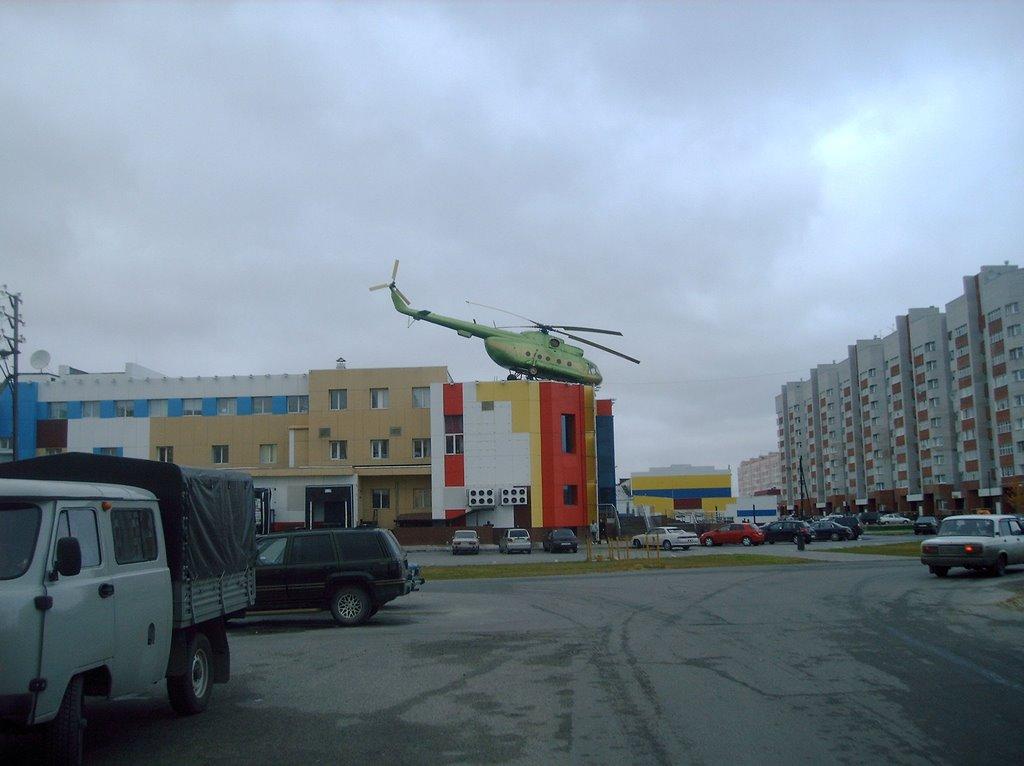 ТК Вертолёт, Новый Уренгой