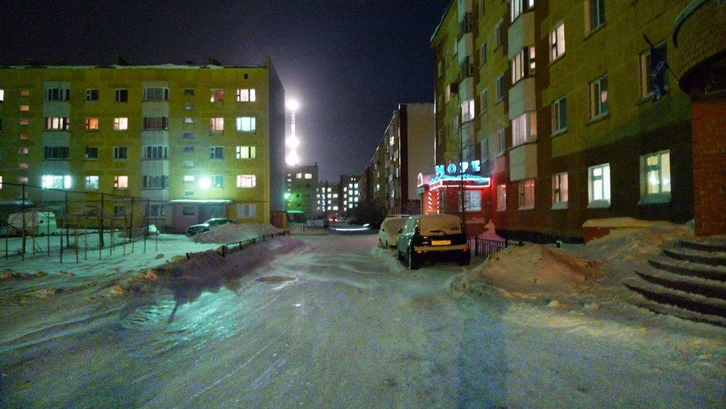 Долгие зимние ночи, Новый Уренгой
