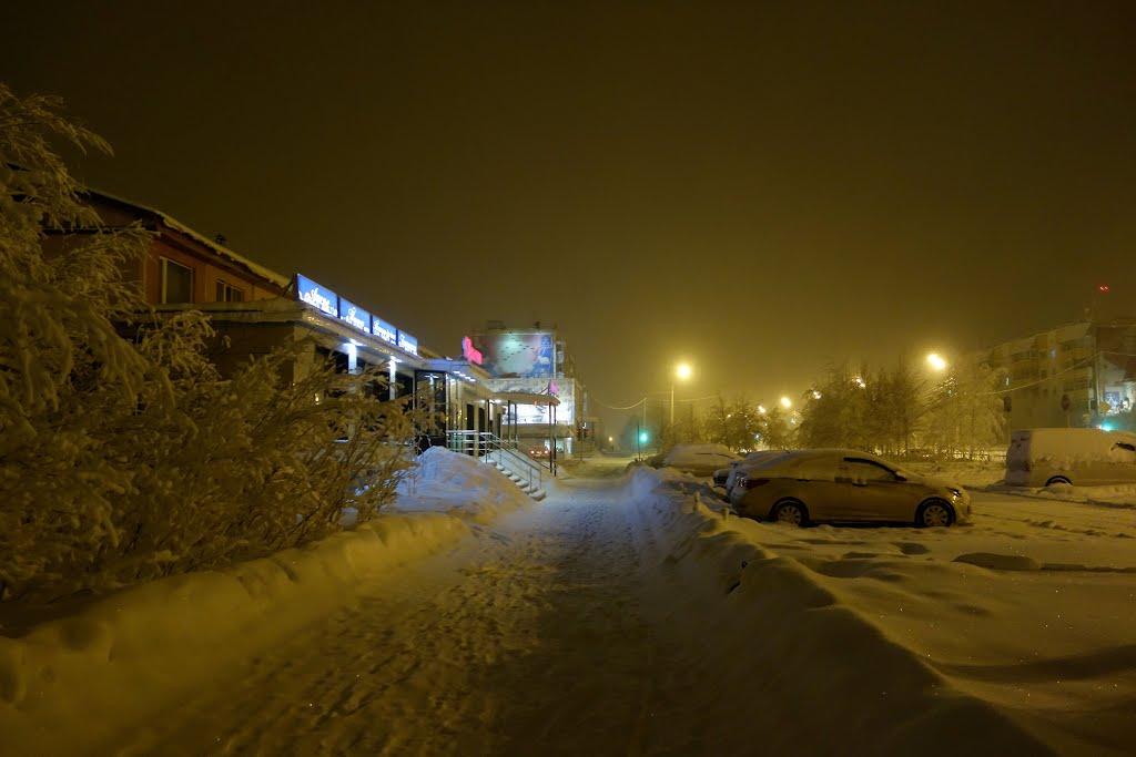 Муравленко декабрь 2013, Муравленко