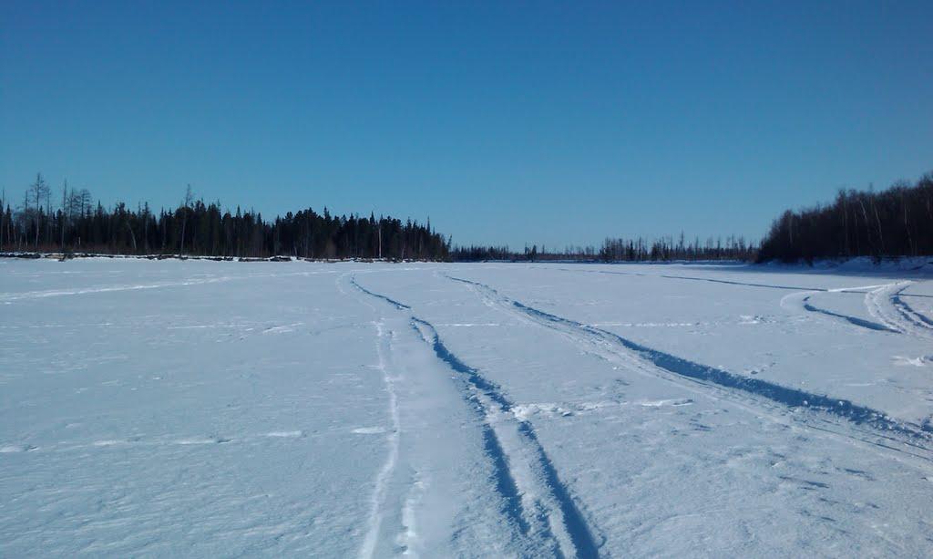 Пяку-Пур зимой 2, Губкинский