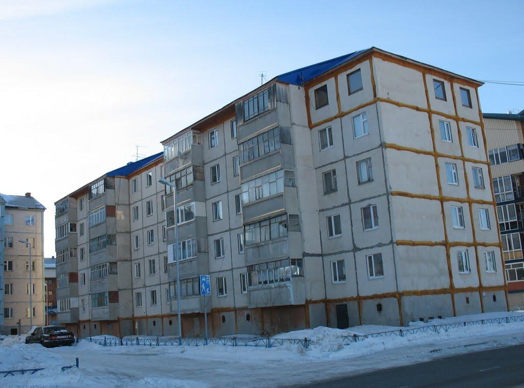 14-й микрорайон дом 21, Губкинский