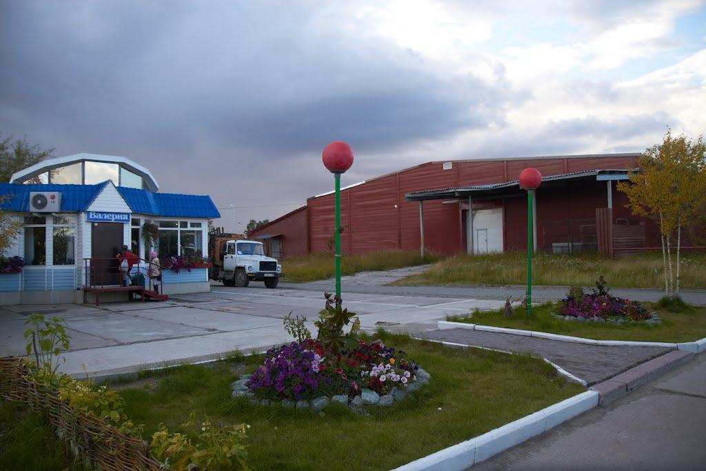 магазин, Губкинский