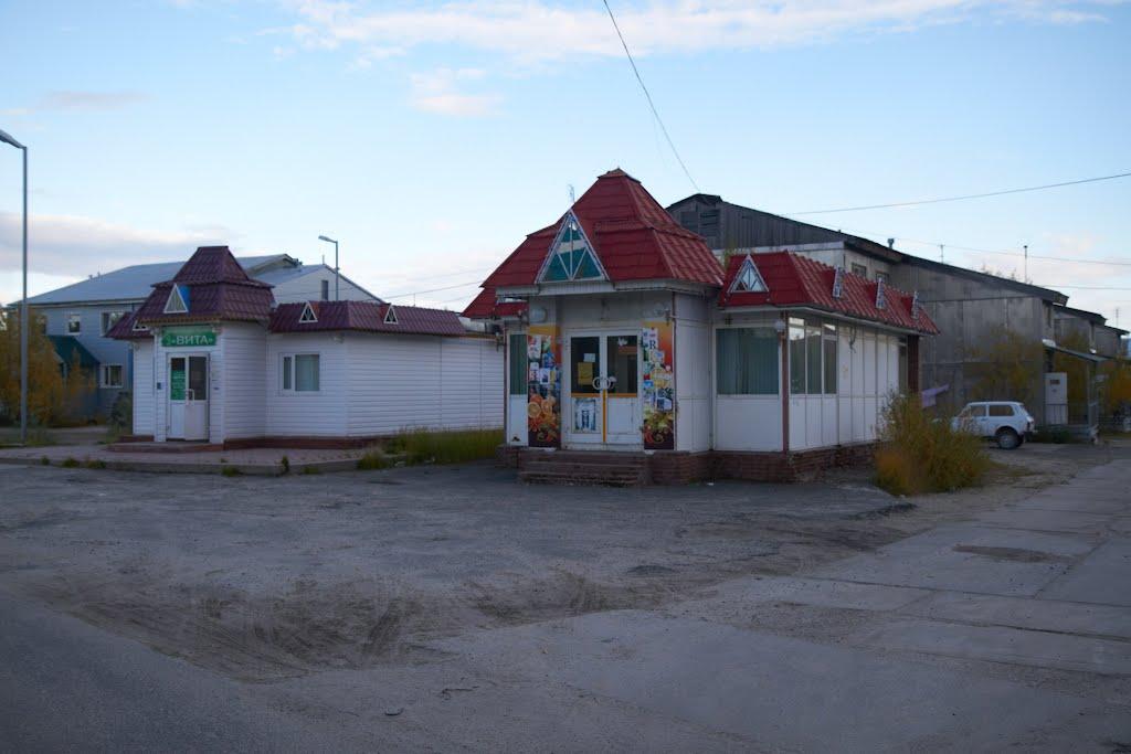 ларьки, Губкинский