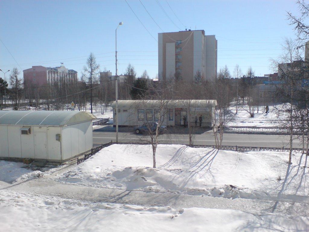 ул. Комсомольская, Надым