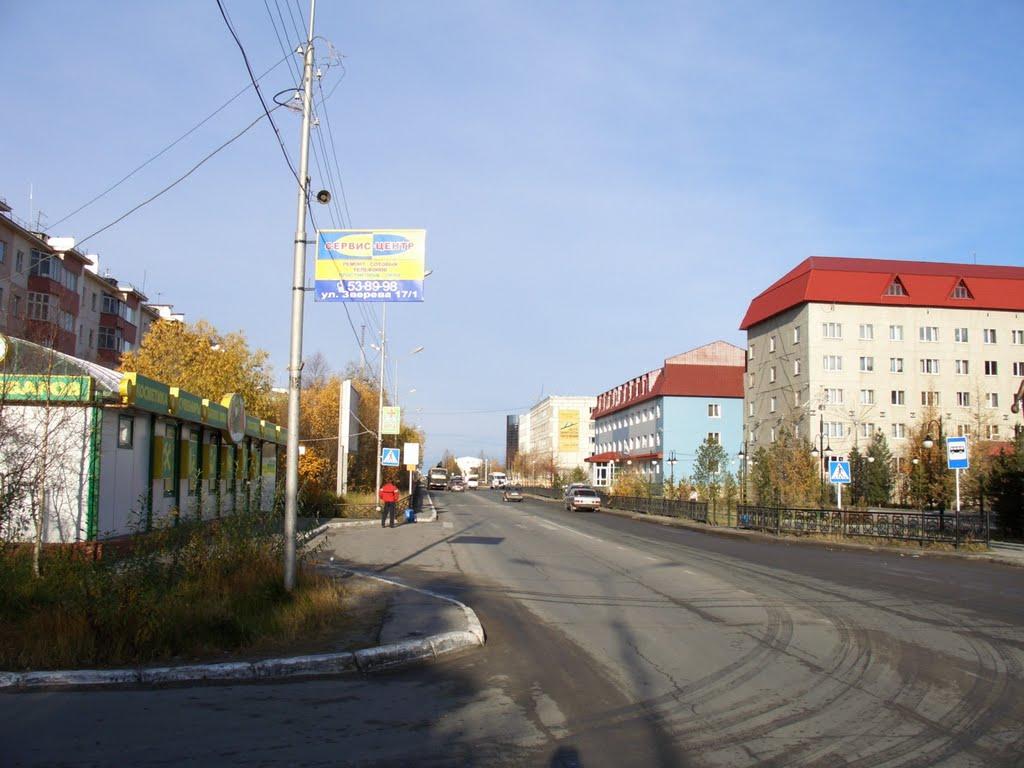 Надым 2007., Надым