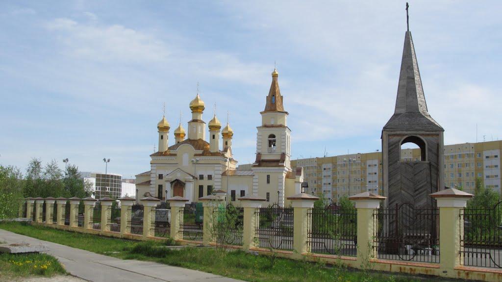 Храм в надыме, Надым
