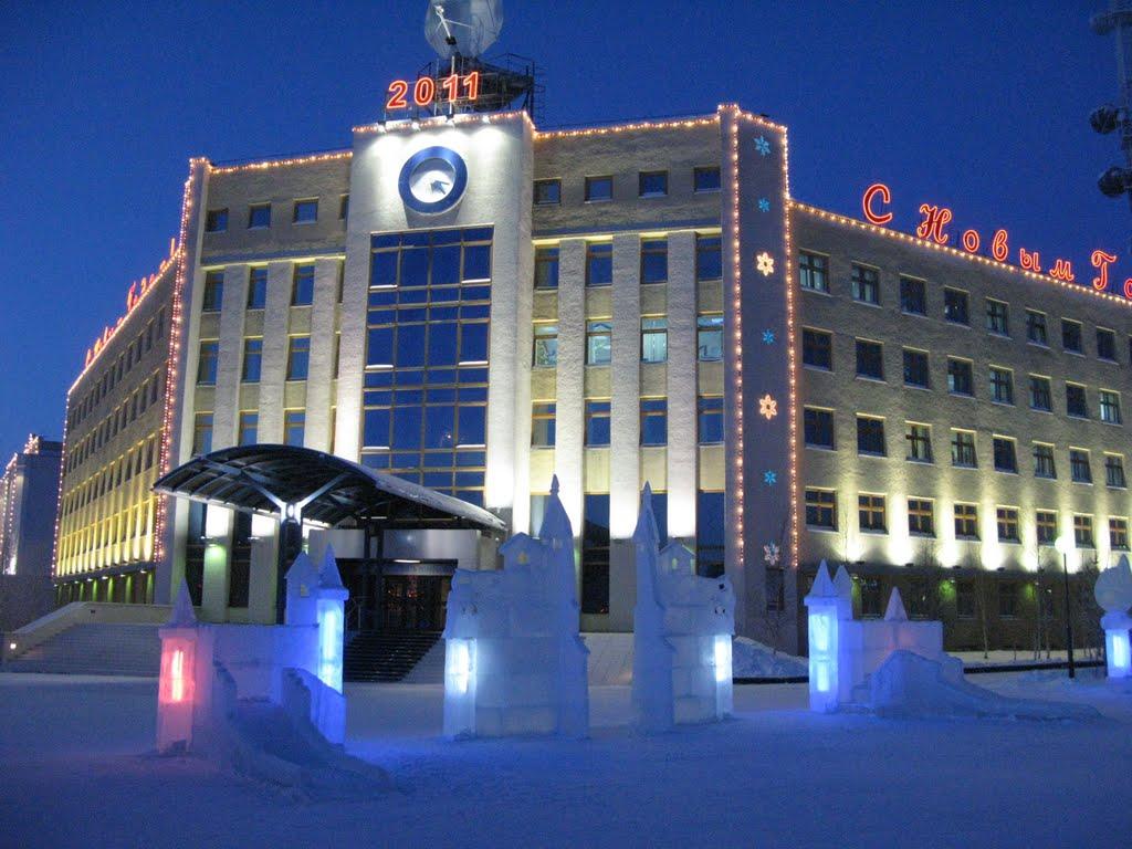 ► ГАЗПРОМНЕФТЬ-Offis SidNeft  2011г.    *, Ноябрьск