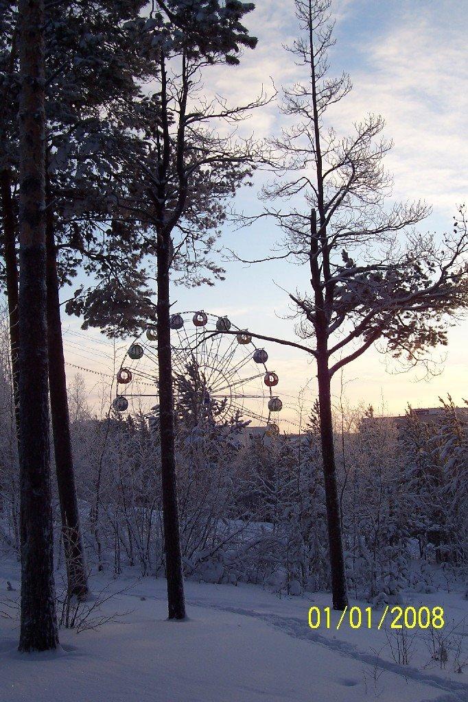 Noyabrsk, Ноябрьск