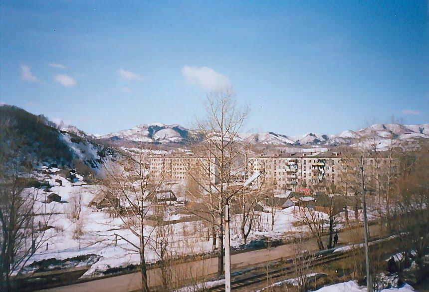 Вахрушев  с  окна, Вахрушев