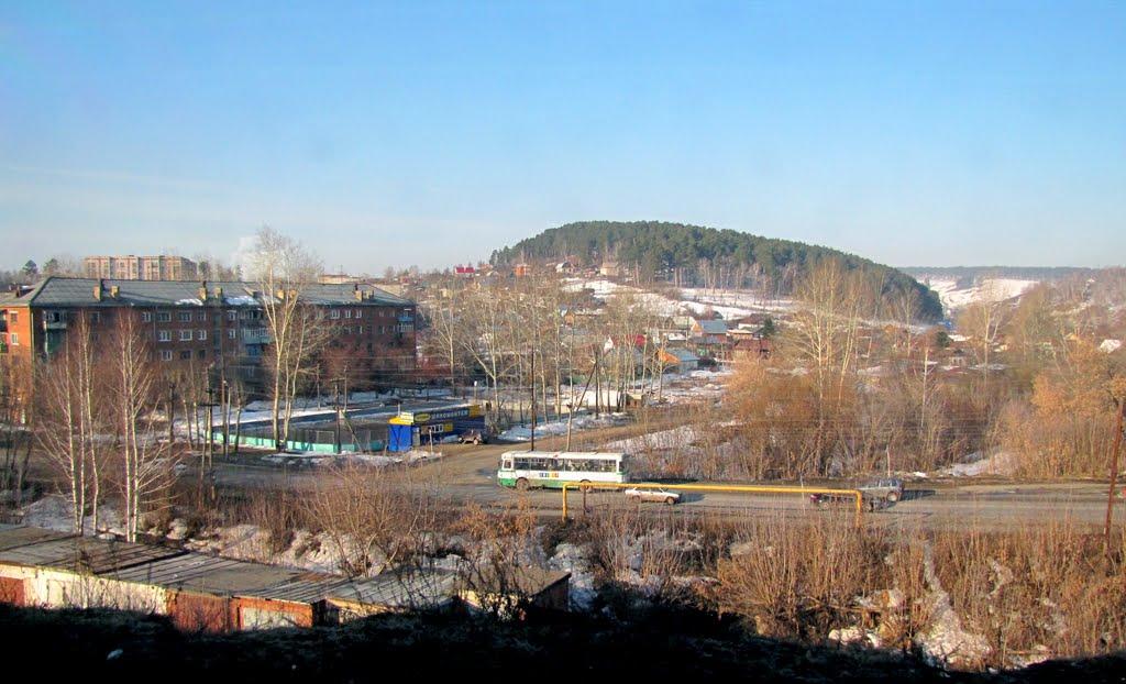 КрасноуфимскKrasnoufimsk, Красноуфимск
