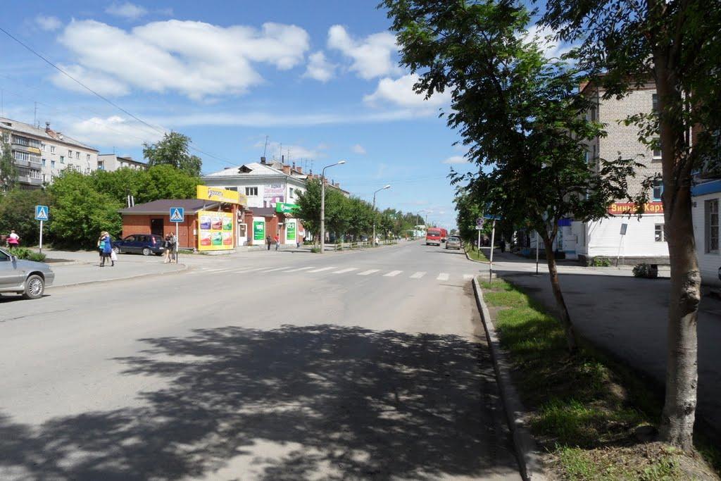ул.Советская, Красноуфимск