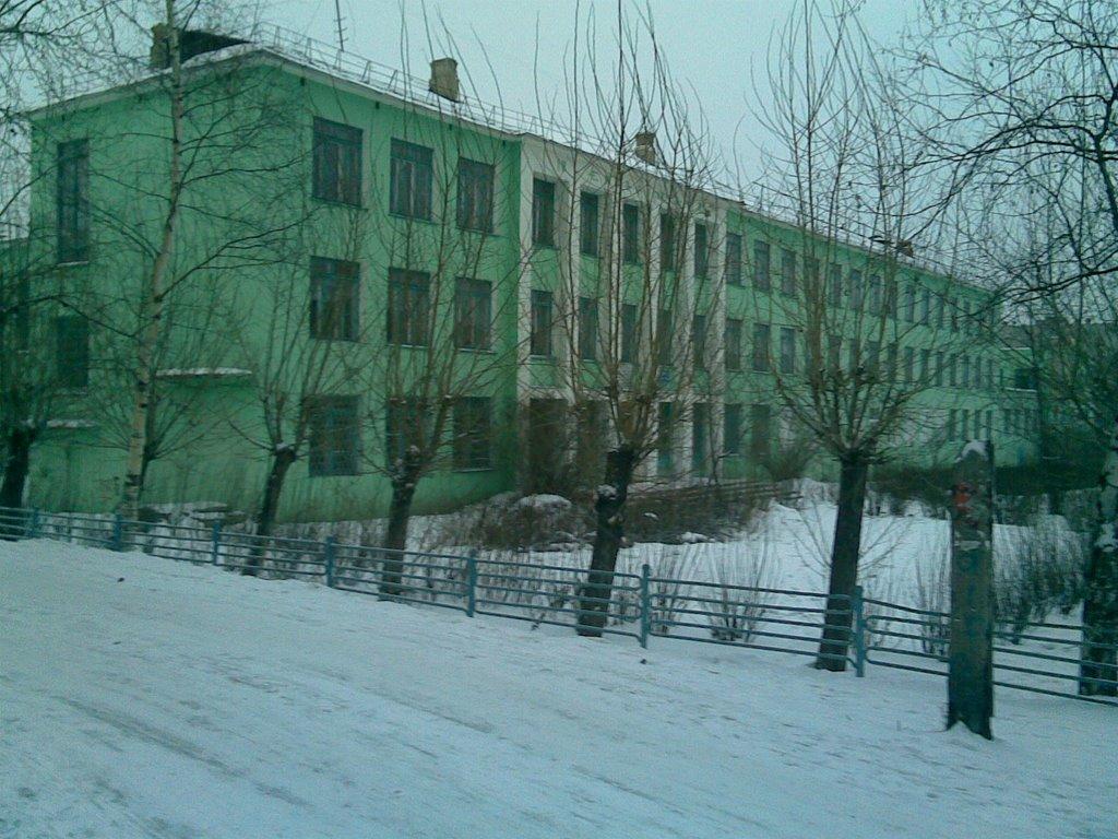 Школа №27, Серов