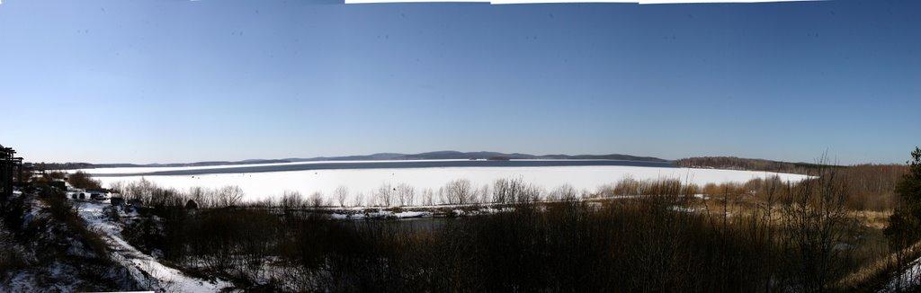 Исетское озеро, Среднеуральск