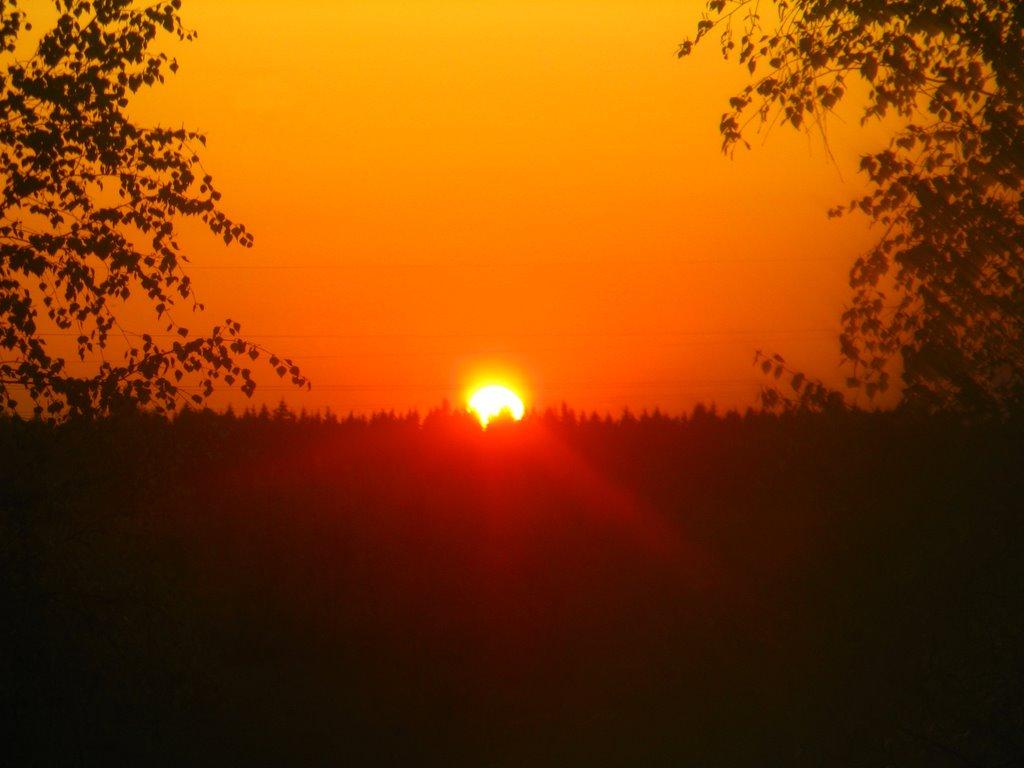 Закат, Монастырщина