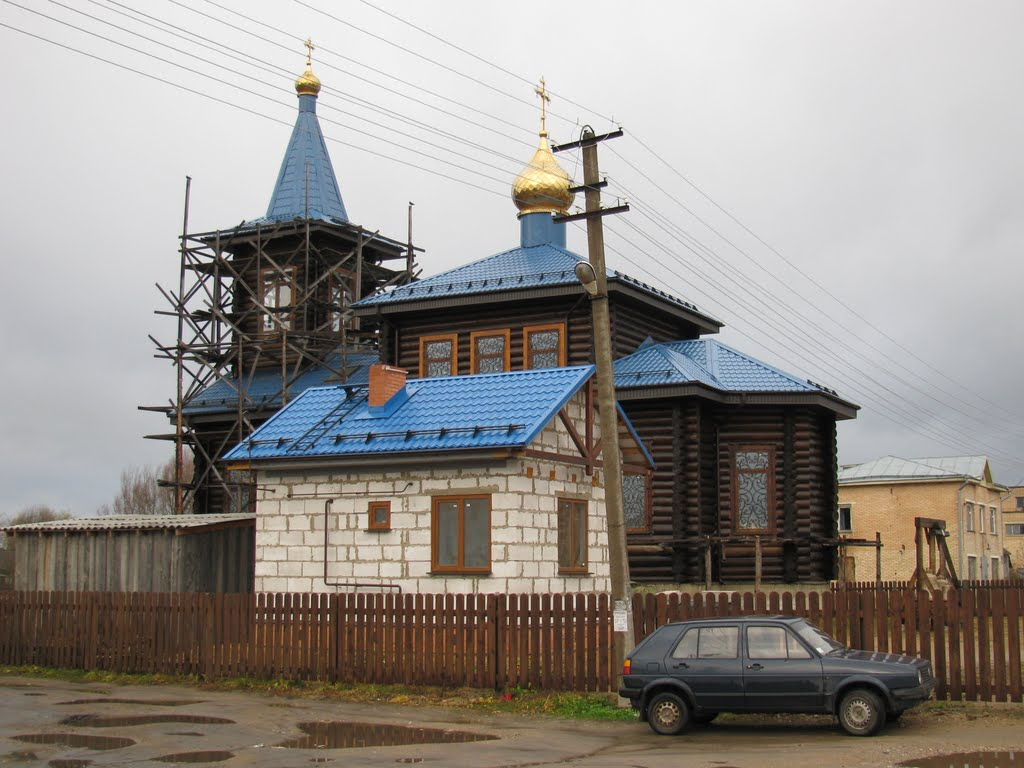 храм, Новодугино