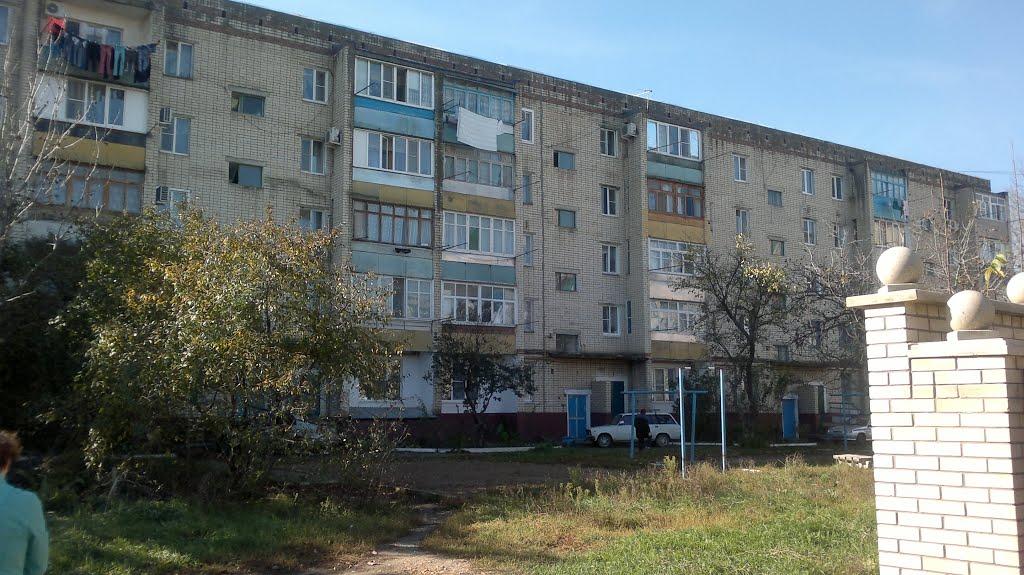 Ул. Почтовая, д. 35. 2013., Изобильный