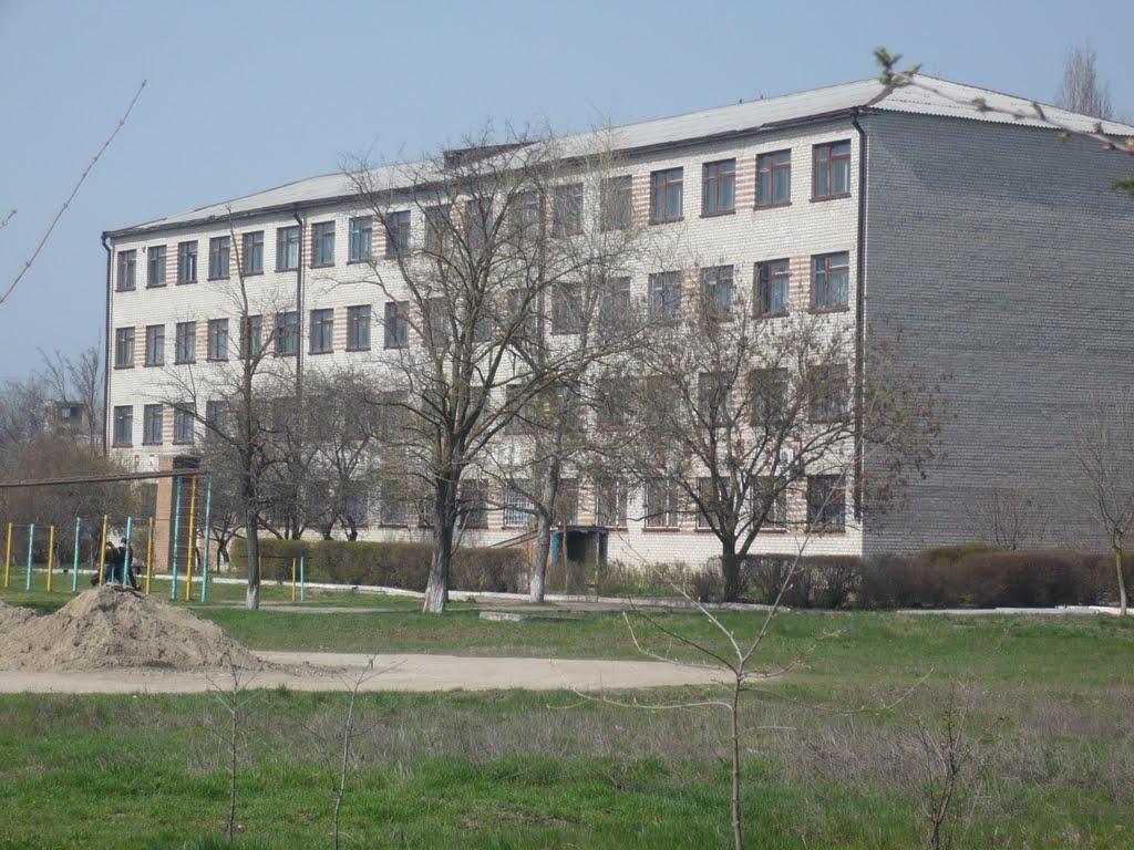 Учебное здание ПУ №39, Зеленокумск