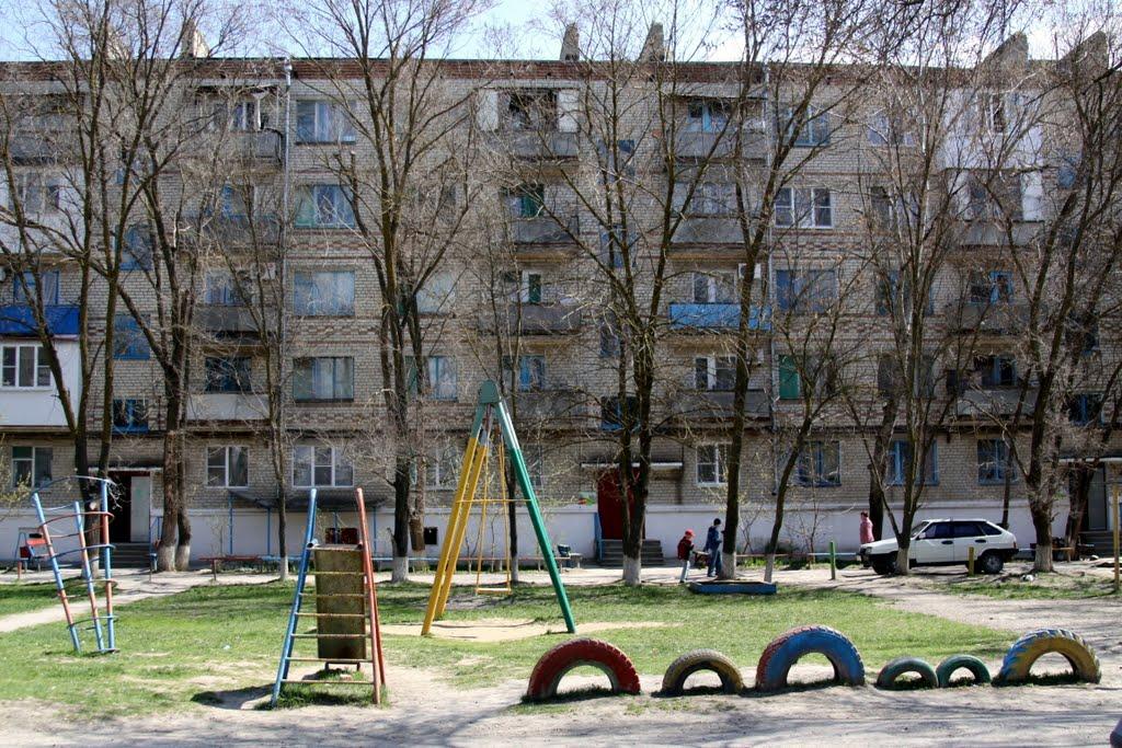 дворик, Нефтекумск