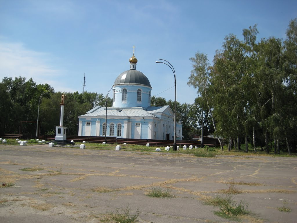 Церковь, Уварово