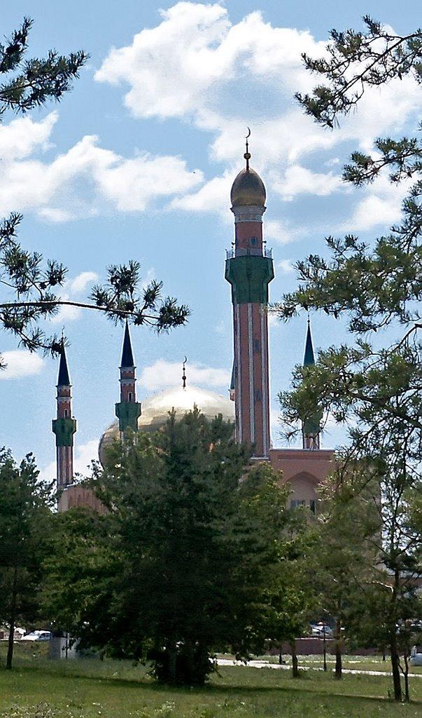 Мечеть в Альметьевске, Альметьевск