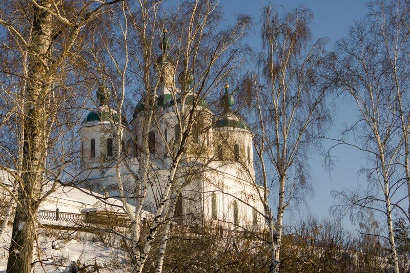 Спасский собор в Елабуге, Елабуга