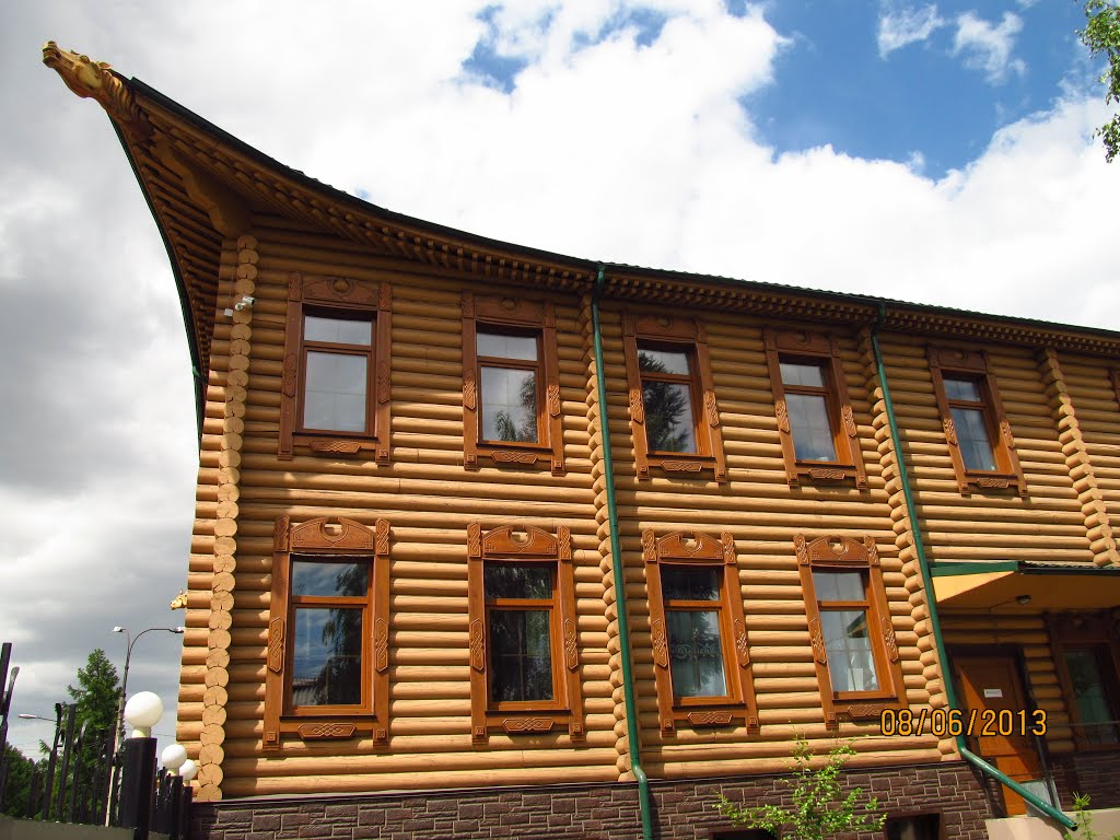 Center of Tuvan traditional culture and crafts, Кызыл