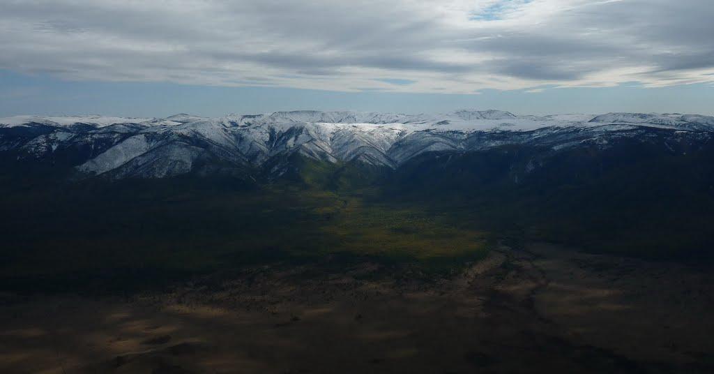 Хребет Восточный Танну-Ола, Самагалтай