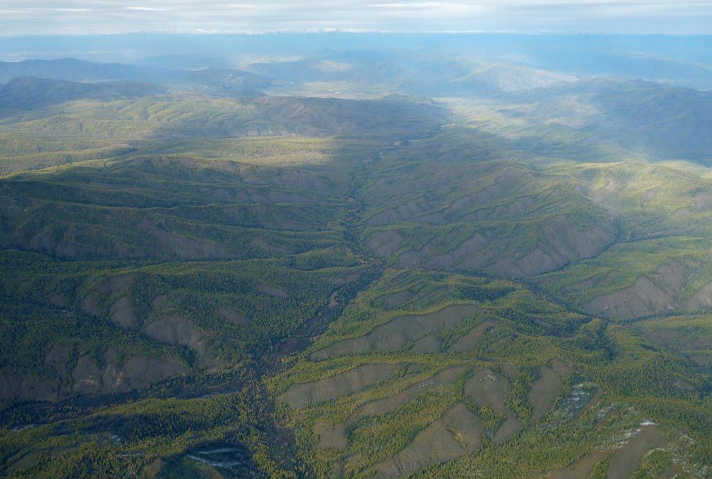 Река Бельбей, Самагалтай