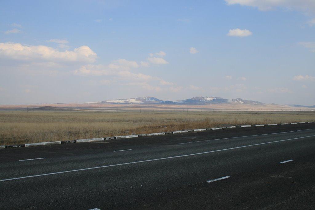 горы Сыргалыг-Тайга, Самагалтай