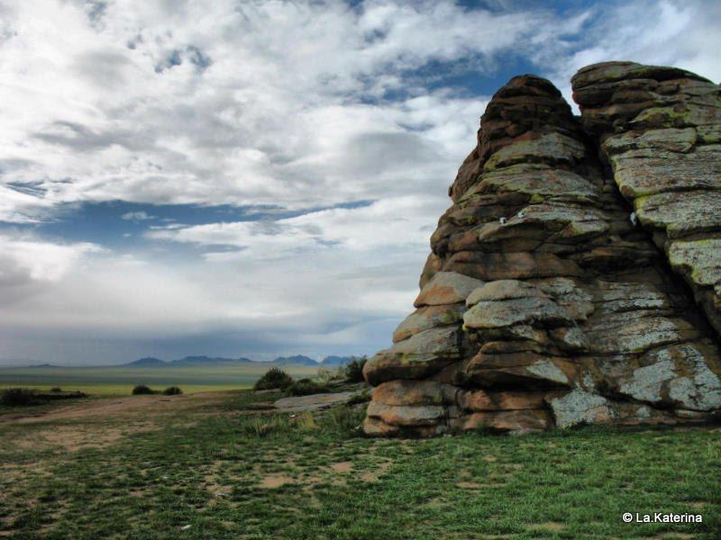"Cluster ""Tsugeer-Else"" reserve ""Uvs Nuur Basin"", Самагалтай"