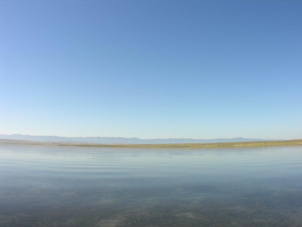 Khadyn Lake, Самагалтай