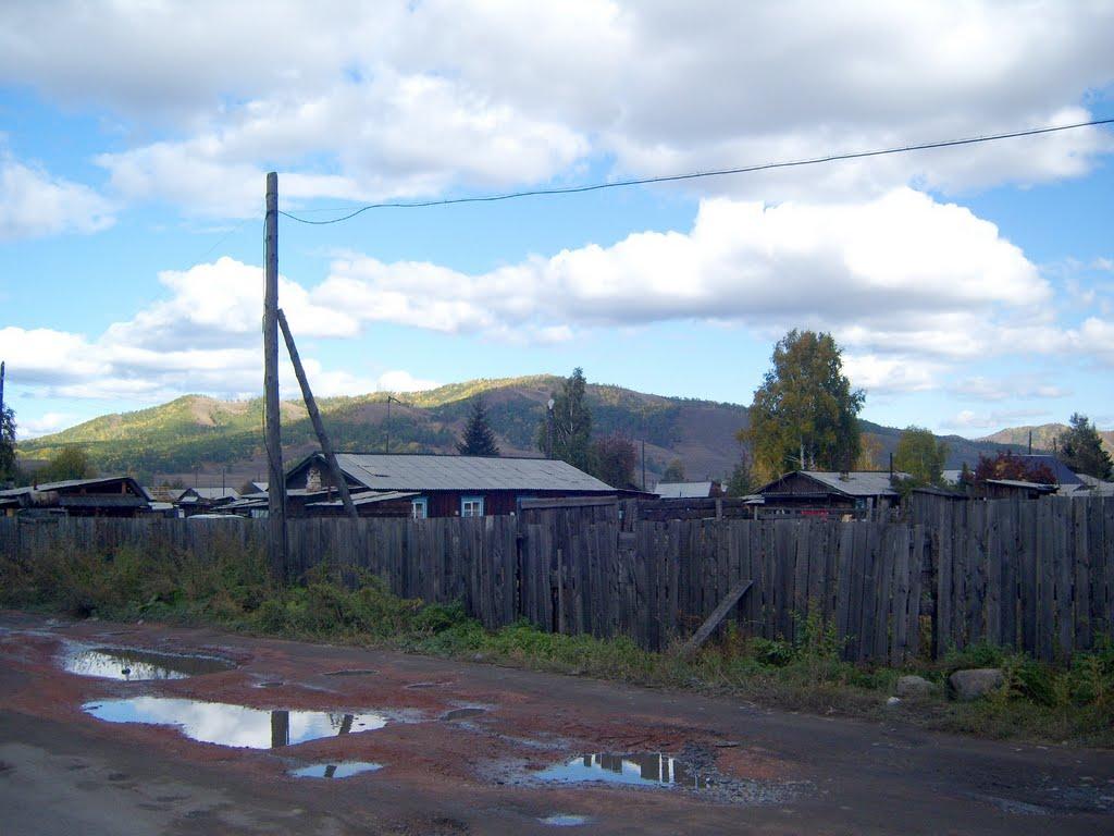 Kol-Sanzha, Сарыг-Сеп