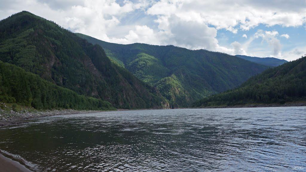 Река Бий-Хем, Суть-Холь