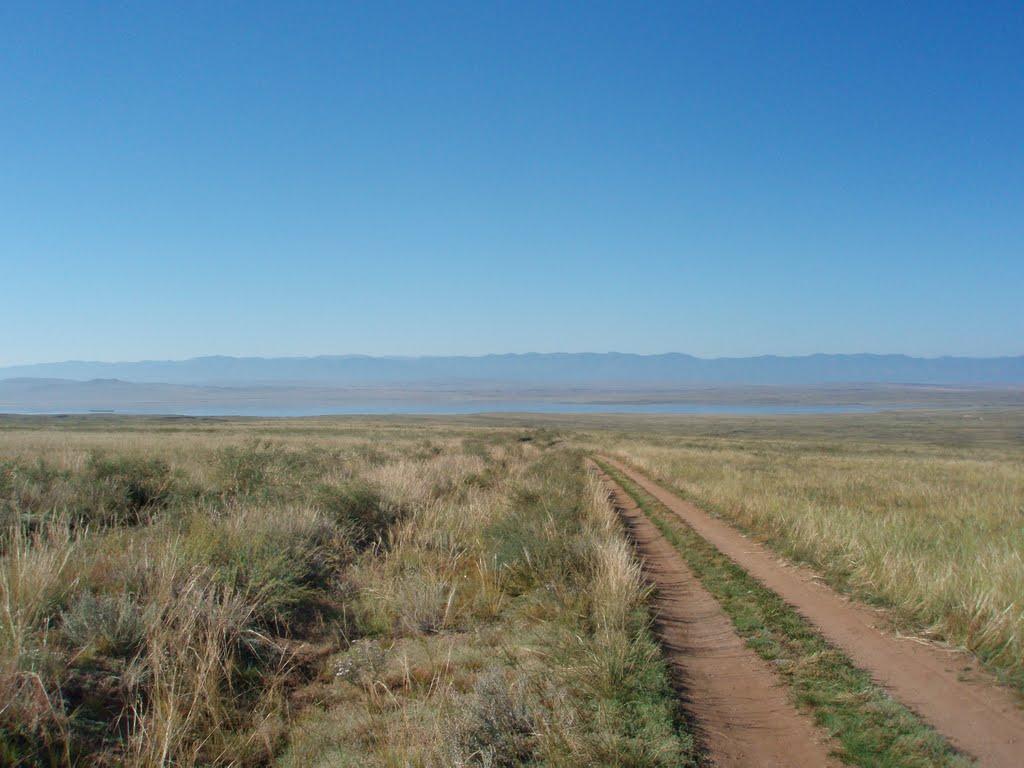 Road to Khadyn Lake, Суть-Холь