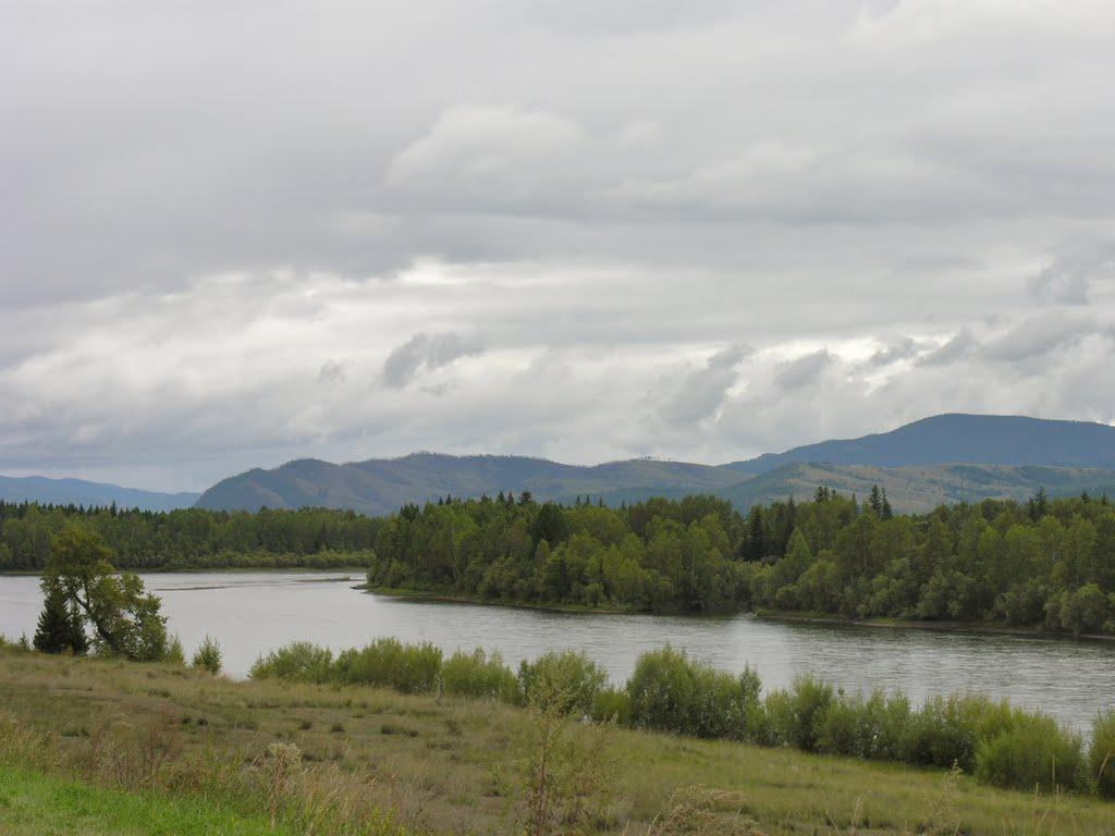 Ka-Khem (Little Yenisei) river, Суть-Холь